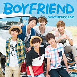 BOYFRIEND「SEVENTH COLOR」