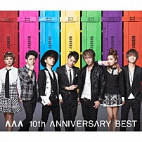 AAA 「AAA 10th ANNIVERSARY BEST」