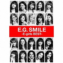 E-girls 「E.G. SMILE -E-girls BEST-」
